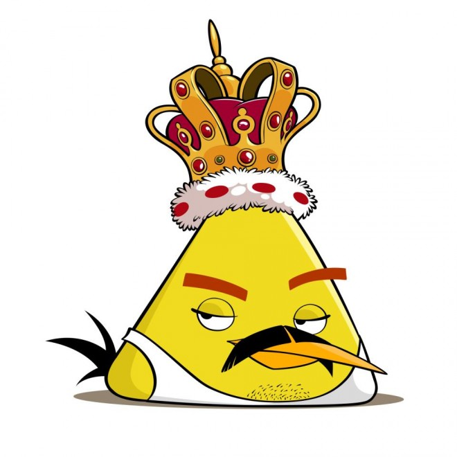 Freddie mercury الى شخصيات لعبة الطيور