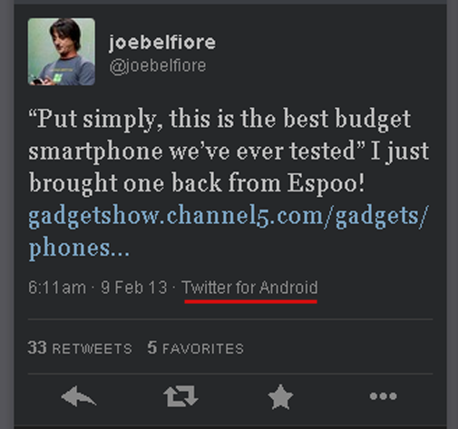 wp-manager-tweet-android