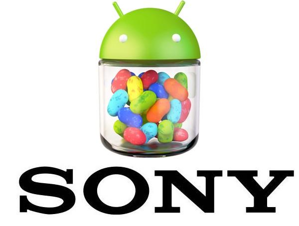 Sony-jellybean
