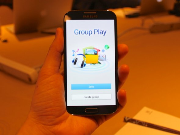 the-group-play-app-lets-you-connect-to-other-galaxy-s4-phones-so-you-can-swap-music-photos-and-play-games-against-each-other-over-wifi-you-can-link-two-phones-by-tapping-them-together