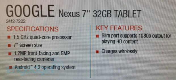 nexus-2-7-specs